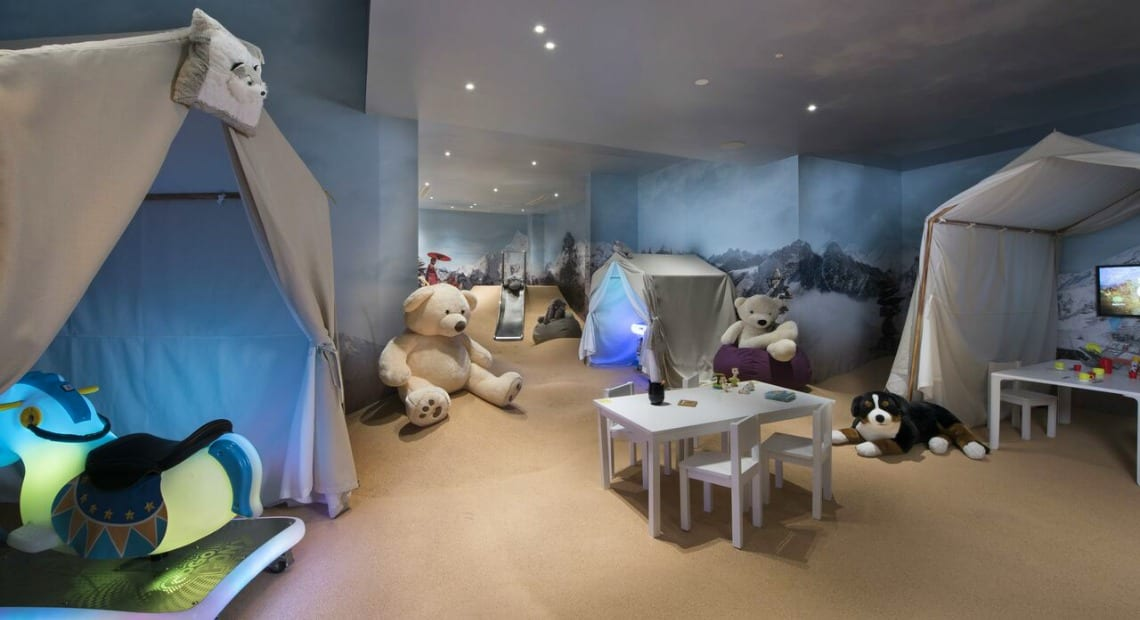 The Kids' Club at K2 Altitude Courchevel