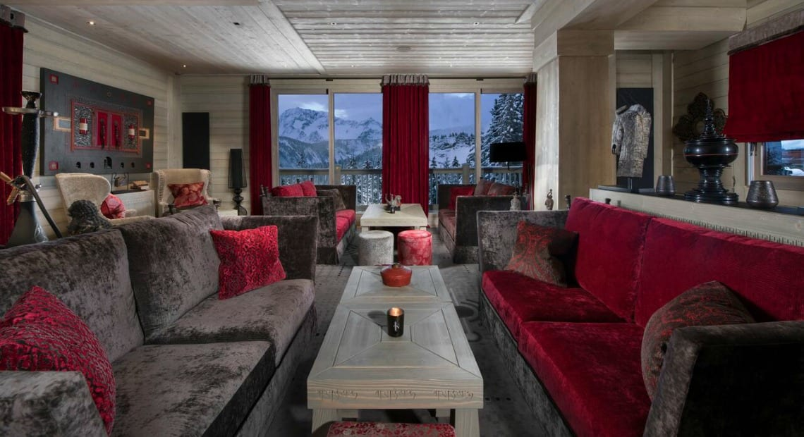 K2 Altitude Courchevel Bar Restaurant