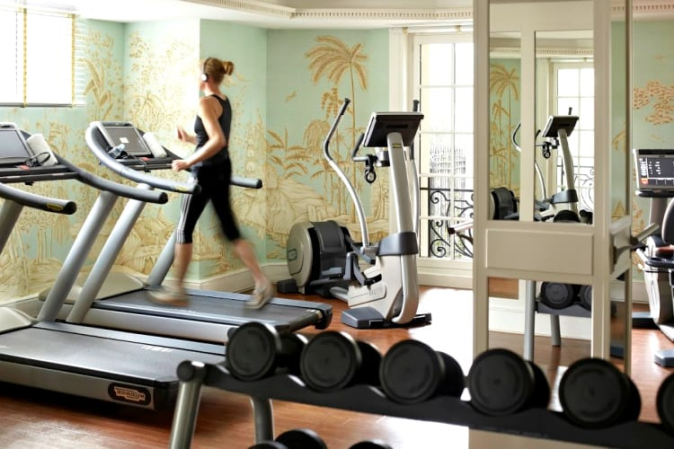 Shangri-La Paris Fitness