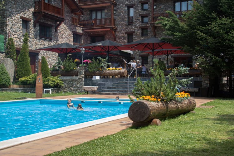 Little Guest Hotels Collection Sport Hotel Hermitage Swimming Pool