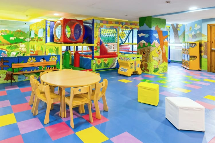 Kids club Sport Hotel Hermitage & Spa *****