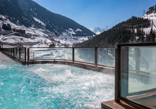 Sport Hotel Hermitage & Spa Winter
