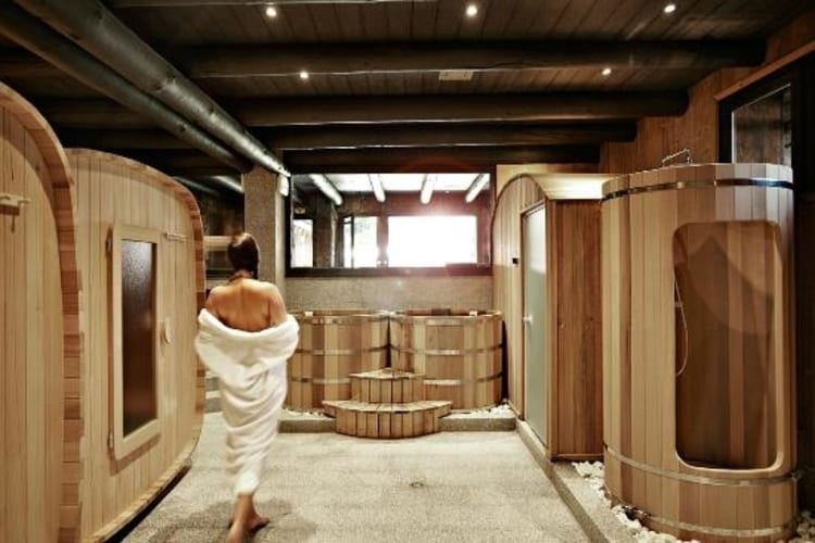 Spa Pure Altitude Fermes de Marie in Megeve