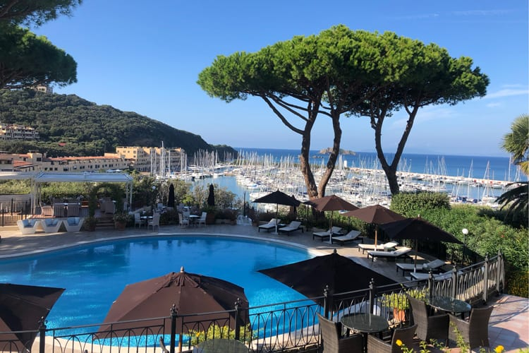 Little Guest Hotels Collection Baglioni Pool Bay