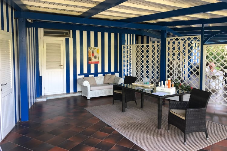 Little Guest Hotels Collection Baglioni Room Terrace Testimony
