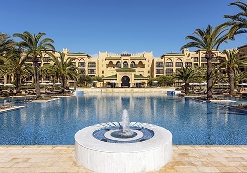 Mazagan Beach & Golf Resort Swimming pool
