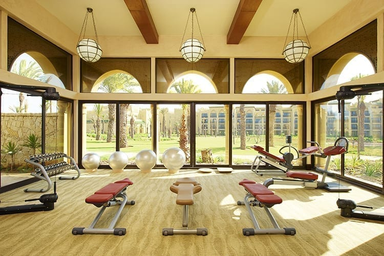 Mazagan Beach & Golf Resort Fitness