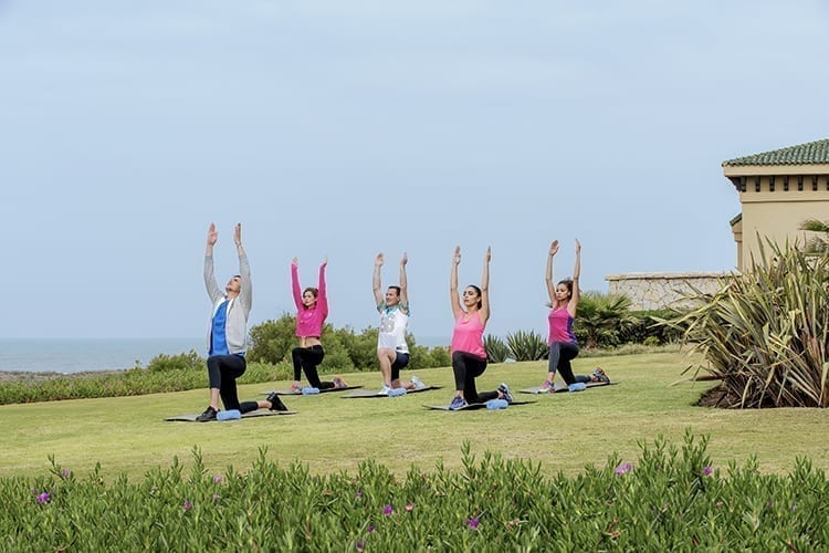 Mazagan Beach & Golf Resort Yoga