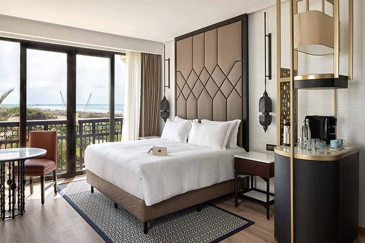 Mazagan Beach & Golf Resort Bedroom