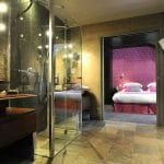 Romantic room bathroom Domaine de La Bretesche Golf & Spa