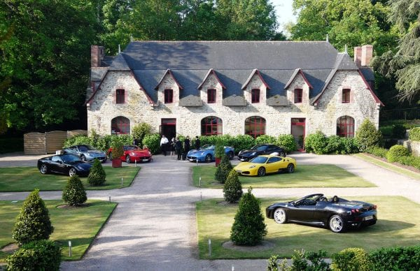 Villa with cars Domaine de La Bretesche Golf & Spa
