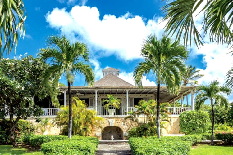 Cotton House Ile Mustique