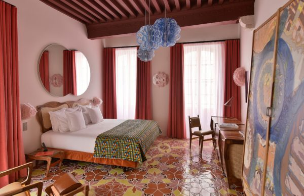 Arlatan pink room The Little Guest Hotels collection