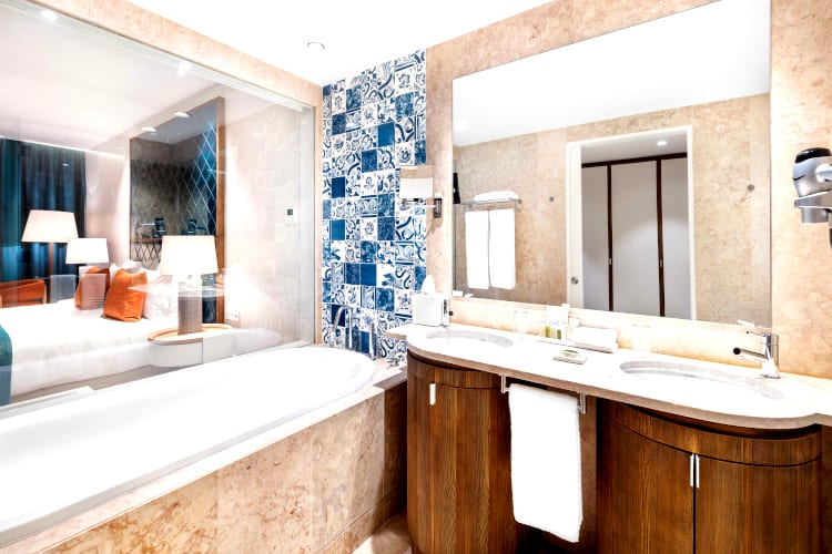 Bathroom in Cascade Wellness & Lifestyle Resort
