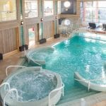 Grand Hôtel Les Flamants Roses spa and thermal waters