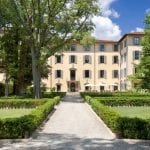 Garden of Four Seasons Hotel Firenze