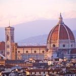 Florence Cathedral view from Four Seasons Hotel Firenze