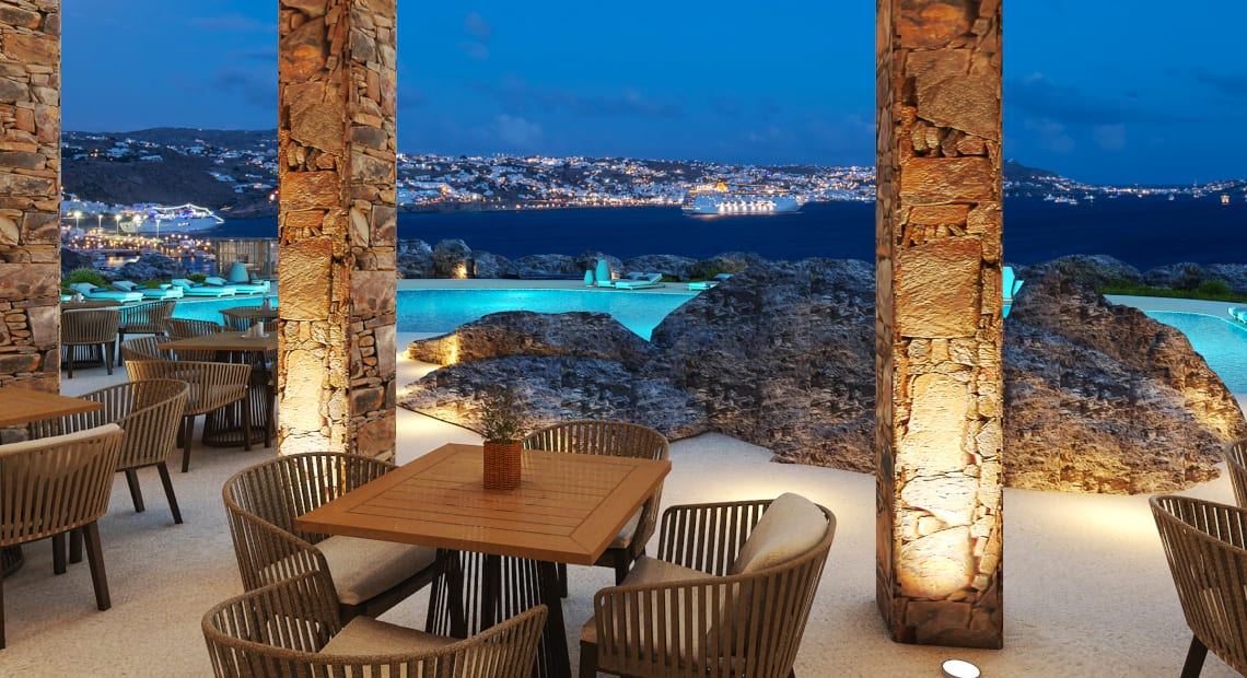 Oniro Mykonos – A Shanti Collection *****