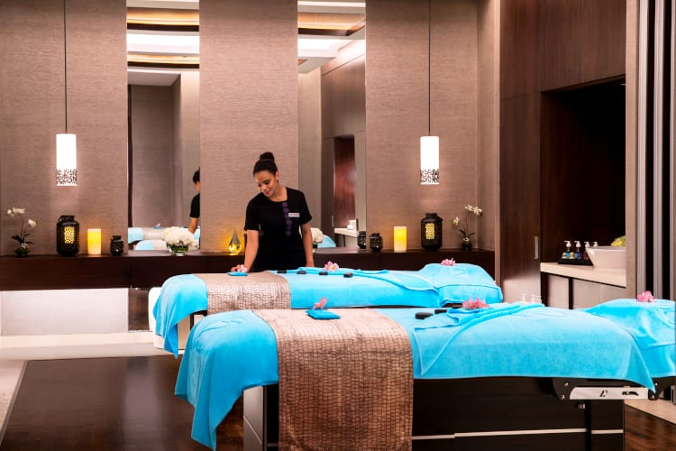 Spa of the Saadiyat Rotana Resort & Villas hotel