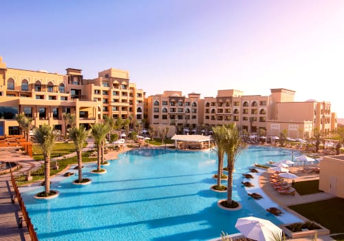 Saadiyat Rotana Resort And Villas *****