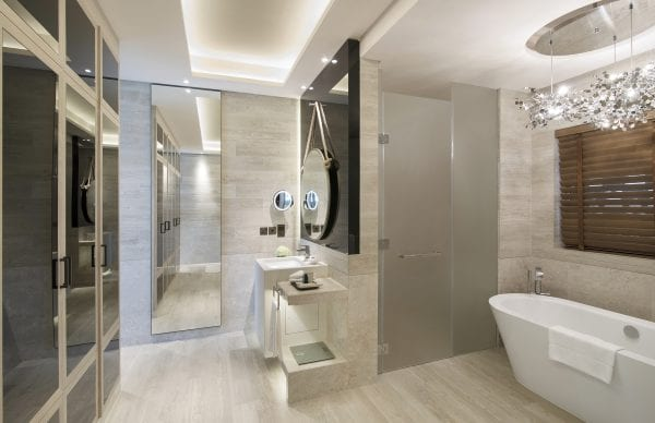 Saadiyat Rotana Resort and Villas Bathroom