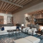 Saadiyat Rotana Resort and Villas Large living room