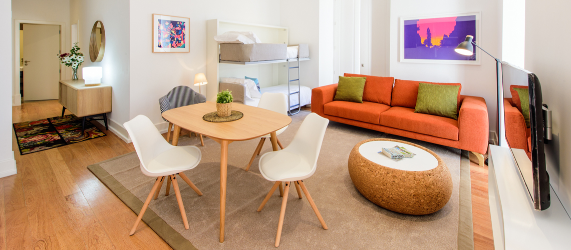 One of the Martinhal Lisbonne Chiado Family Suites ***** bedrooms