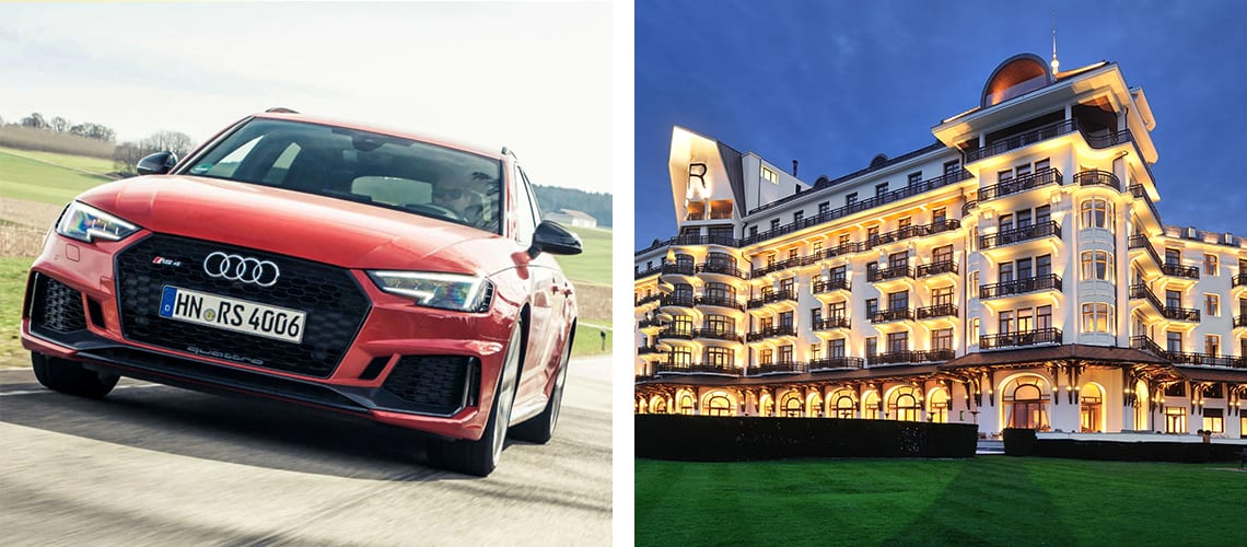 Best Luxury Cars Family Holiday Audi