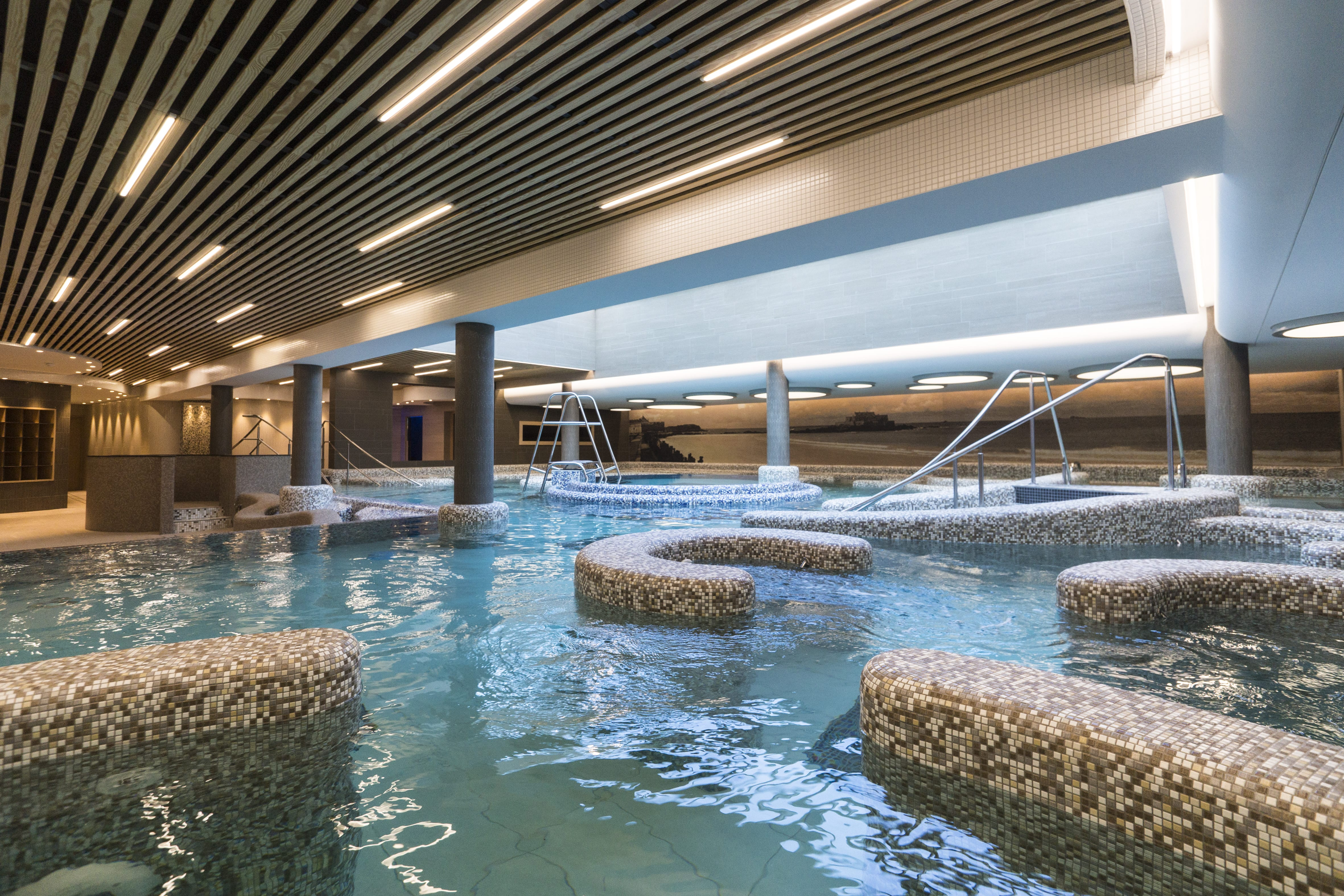 Grand Hôtel des Thermes spa and thermal waters