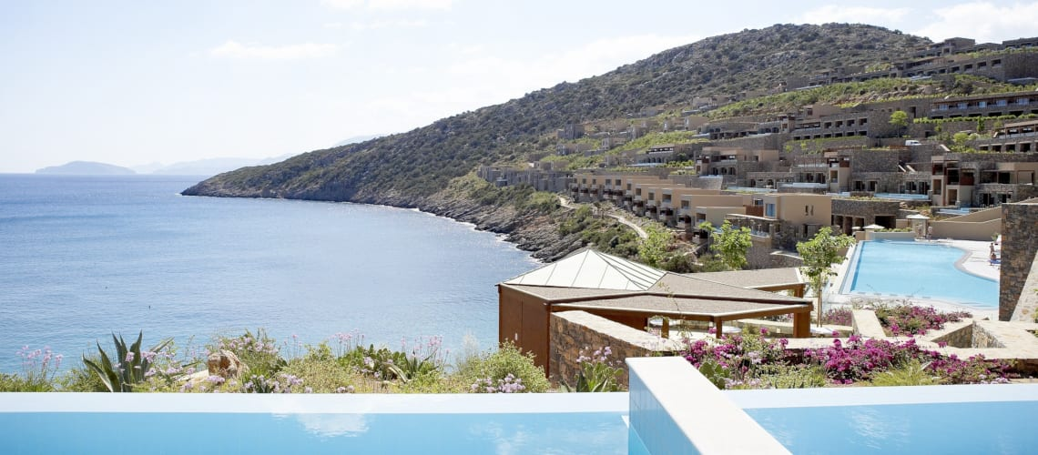 Little Guest Hotels Collection Daios Crete room mediterranean view