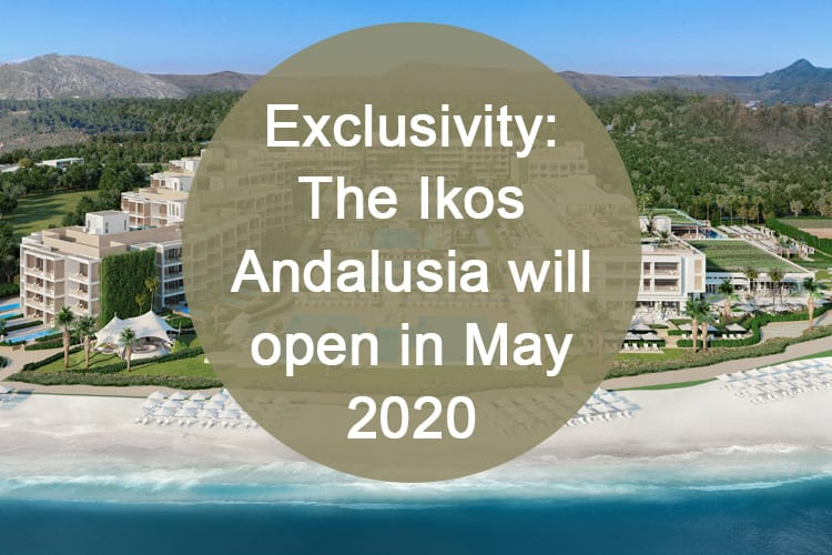 Exclusive offer for Ikos Andalusia
