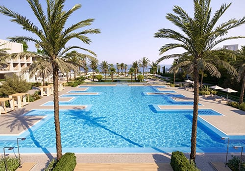 Ikos Andalusia pool