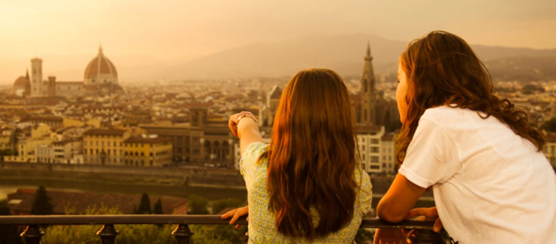 Two Girls Florence Little Guest Hotels Collection