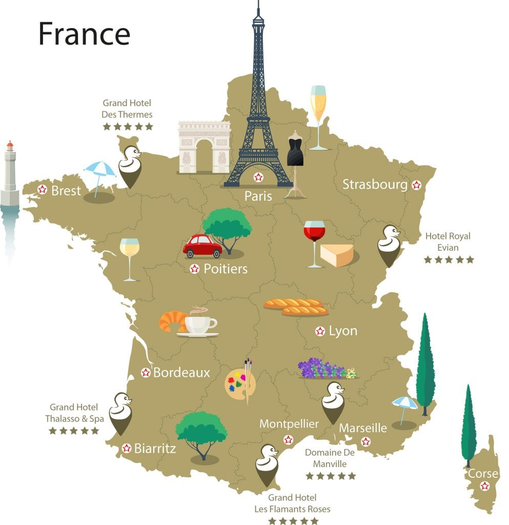 France-Best-Spa-Hotels-Map
