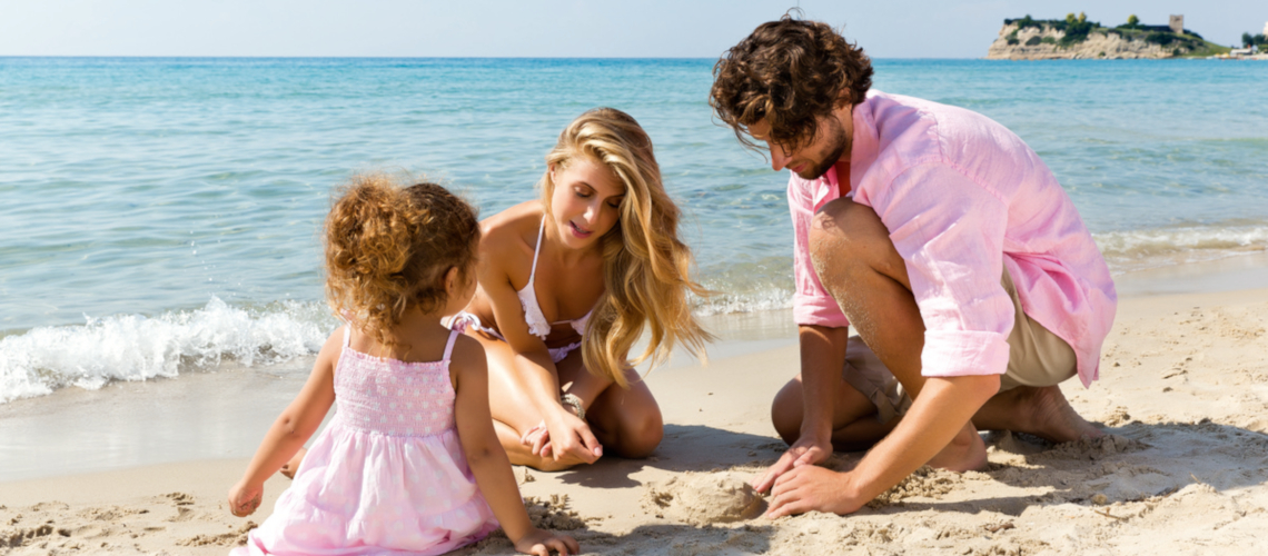 Little Guest Hotels Collection Sani Club Family Beach