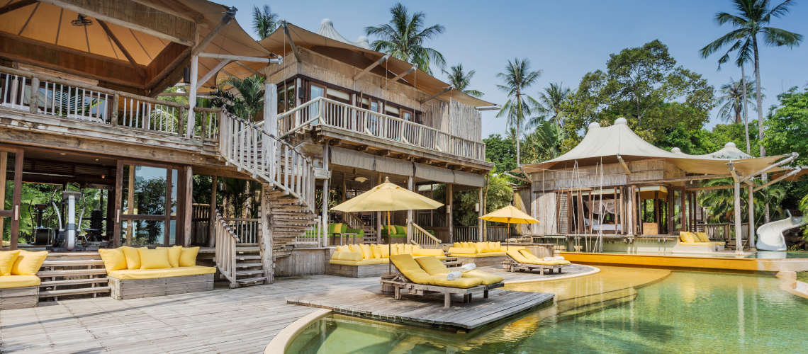 Little Guest Hotels Collection Soneva Kiri Swimming Pool