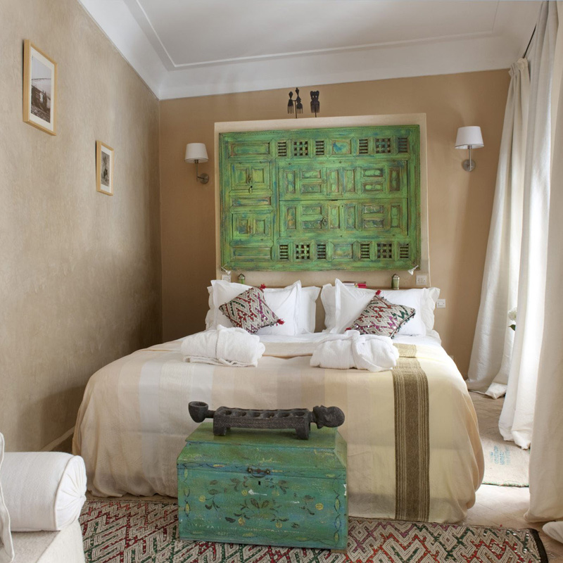 Riad Anata bedroom