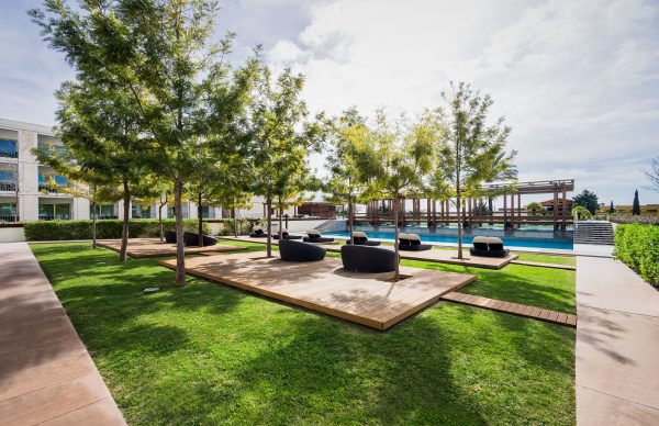 Anantara Vilamoura Algarve Resort outdoor pools and gardens