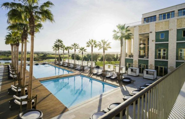 Anantara Vilamoura Algarve Resort outdoor pools