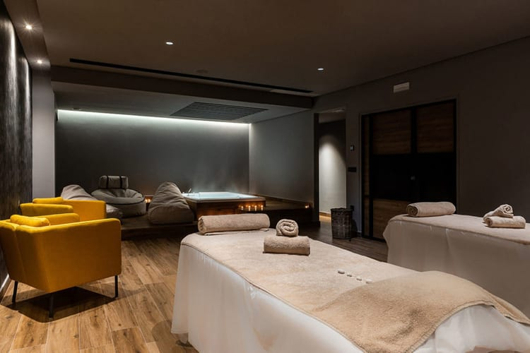 Euphoria Resort in Crete: Harmonia spa