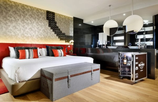 Little Guest Hotel Collection Hard Rock Hotel Tenerife Room King size