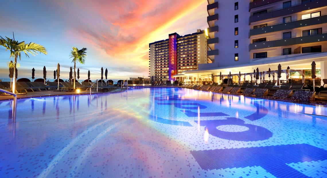 Hard Rock Hotel Tenerife *****