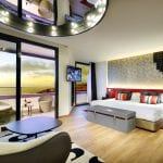 Little Guest Hotels Collection Hard Rock Hotel Tenerife Purple Room