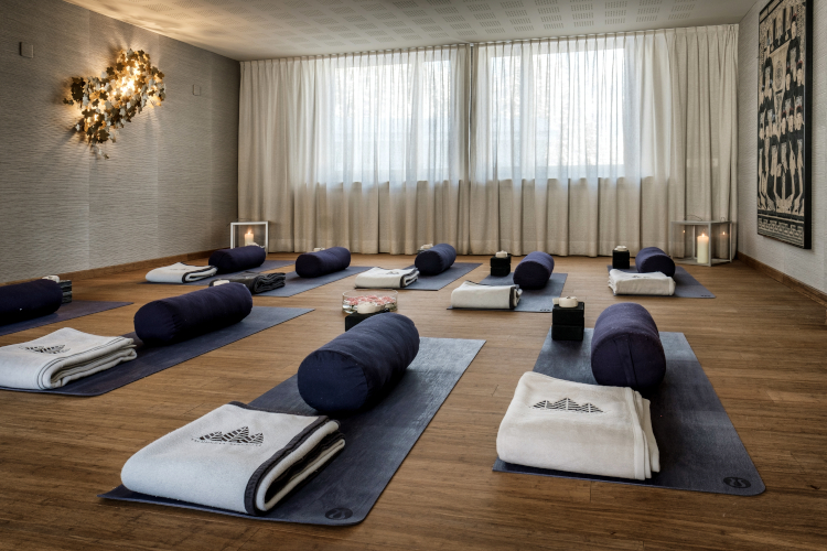 Little Guest Hotels Collection Tschuggen Yoga Spa