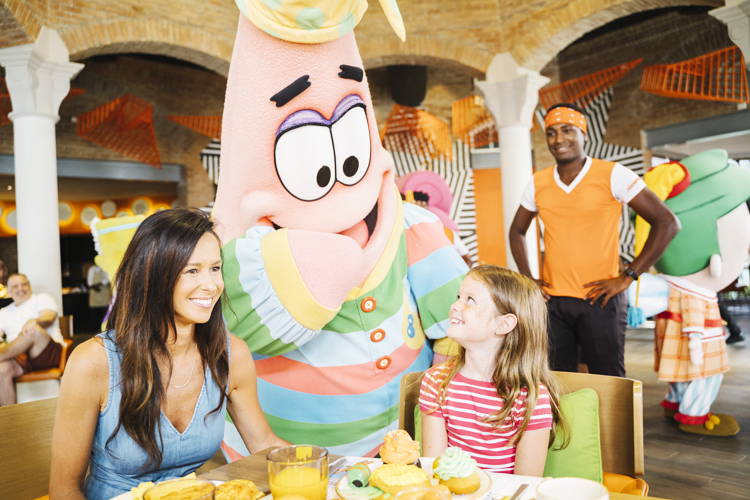 Little-Guest-Nickelodeon-Punta-Cana-service famille