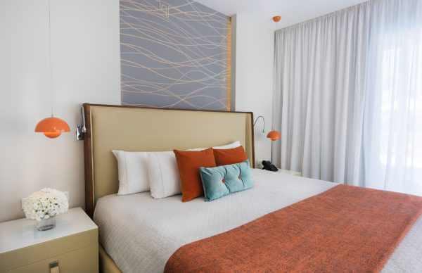 Bedroom of Nickelodeon Hotels & Resorts Punta Cana
