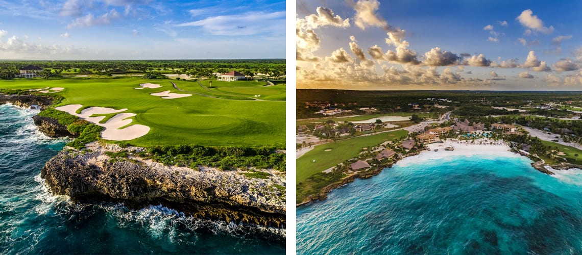 Corales Golf and Eden Roc in Punta Cana