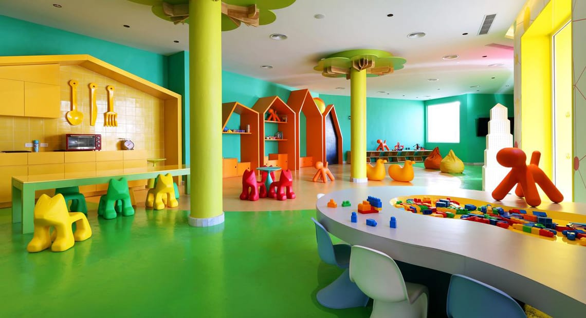 Kids' club Grand Palladium Costa Mujeres Resort & Spa
