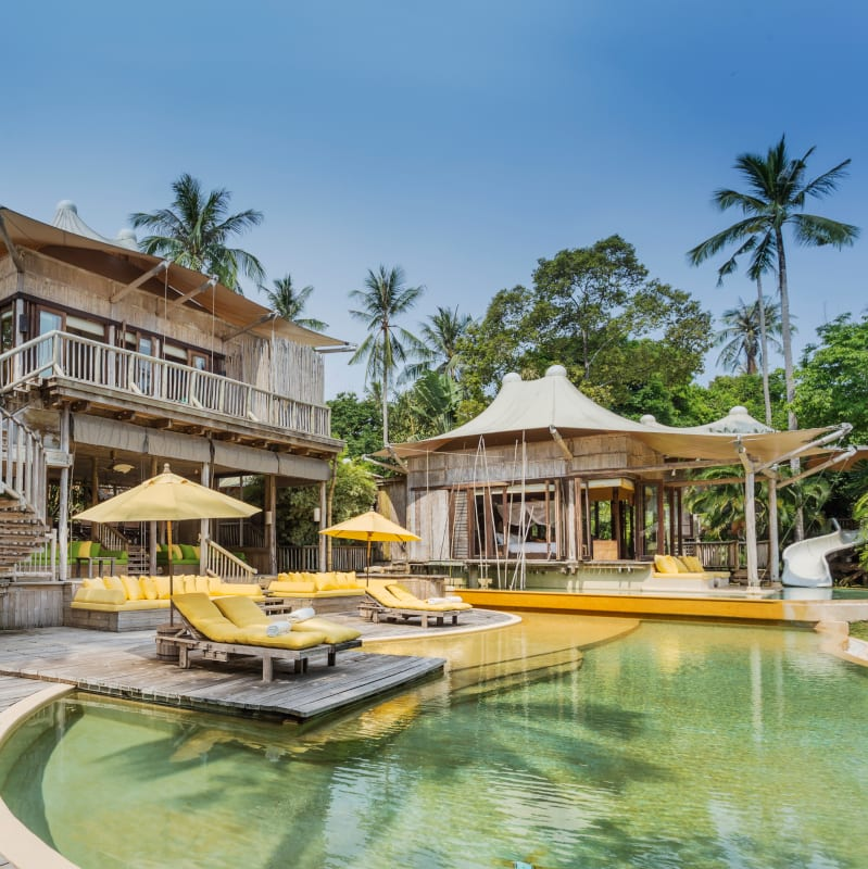 Little Guest Hotels Collection Soneva Kiri Thailand