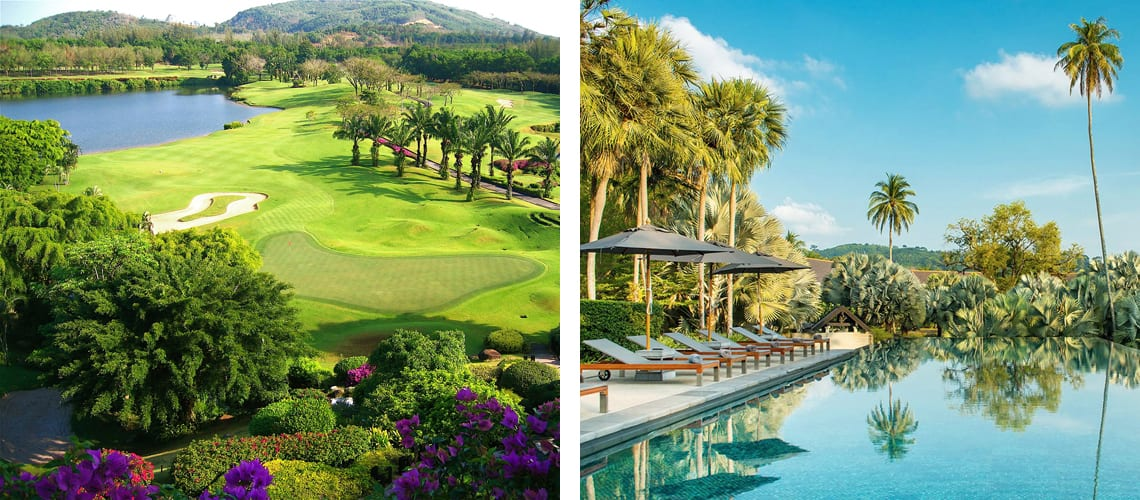 The Best Luxury Hotels For Golf Loving Families 2020
